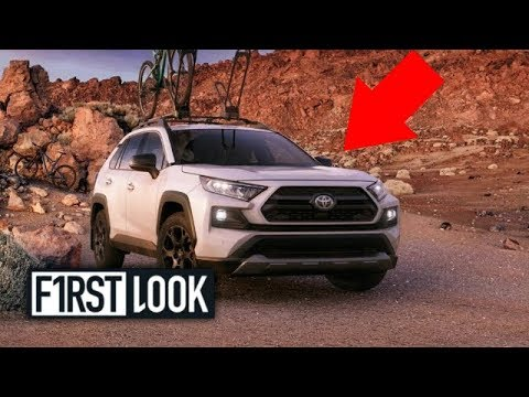 2020 Toyota Rav4 Trd Off Road First Look Youtube
