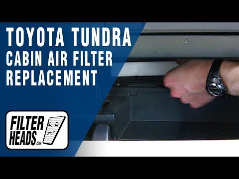 service manual how to change cabin filter 2006 toyota. Black Bedroom Furniture Sets. Home Design Ideas