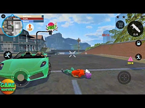 Real Gangster Crime Update by Naxeex Accident Car #61 Android GamePlay FHD
