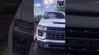 New 2020 Silverado HD Truck ON! @ Jim Trenary Chevorlet!