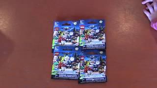 LEGO Batman Movie Minifigure Series 2 Blind Bag Opening 4