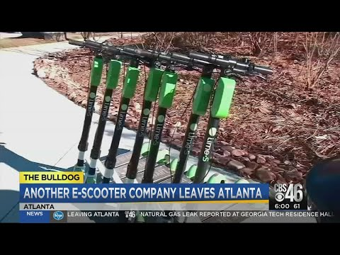 Aly - Why Are Lime Scooters Leaving Atlanta?