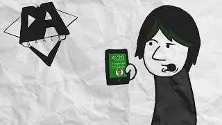 DAGames Animated - Stop Being Creepy (Simulacra)