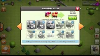 Pokal Jagt | Clankrieg | Verbesserung des Dorfes {Clash of Clans Folge3}