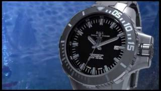 Gambar cover BALL Watch Co. ENGINEER Hydrocarbon DeepQUEST