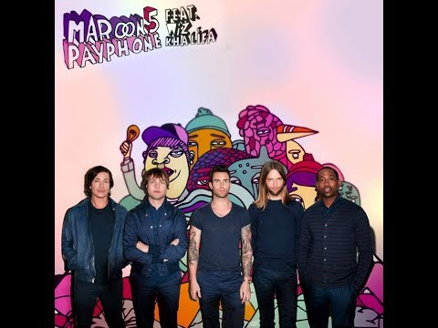 Payphone (feat. Wiz Khalifa) (Clean Radio Edit) (Audio) - Maroon 5