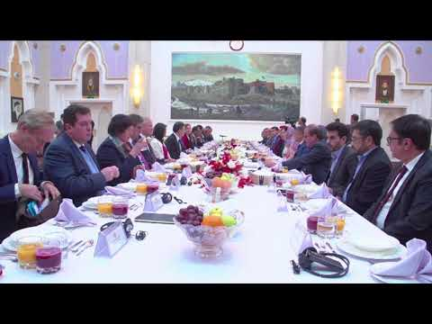 UN Security Council holds talks with Afghan leaders in Kabul