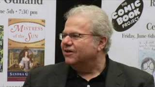 Emanuel Ax: Offstage at Barnes & Noble (3 of 6)