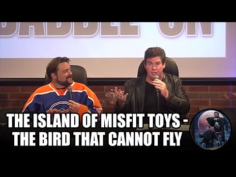 The Man Cave - The Island of Misfit Toys - The Bird That Cannot Fly - NSFW