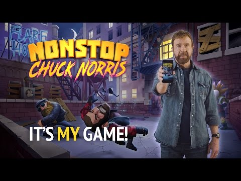hqdefault The upcoming Chuck Norris mobile game will beat up all of your other games (Replace: out now!) Android