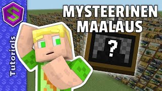 Harvinainen Taulu!   Minecraft Aprillipila