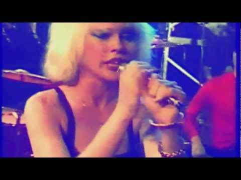 Blondie - Living in the real world [1979] wmv bluescreen