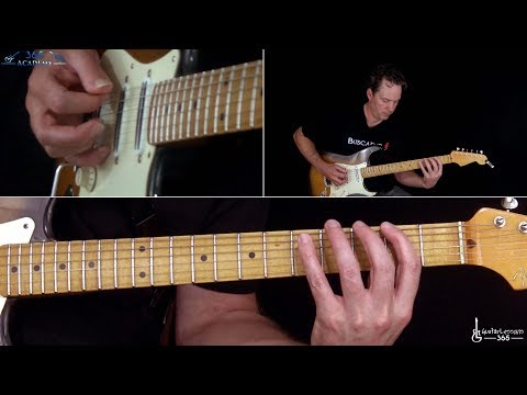 Stinkfist Guitar Lesson - Tool