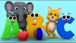 abc learning Video for Kids | Educational Videos  | CarTooN Kid 🧞♂️