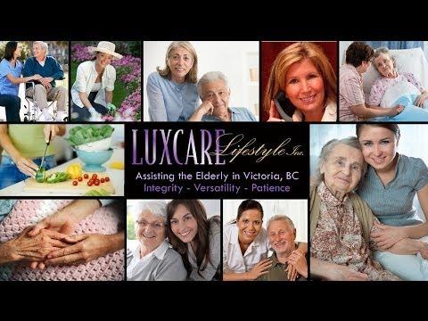 Senior Care in Victoria, BC at Luxcare Lifestyle Inc