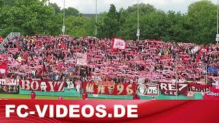 Stimmung Leher TS - 1. FC Köln 13.08.2017 (Pokal, 1. Runde 17/18) FC Fans Ultras KEINE SPIELSZENEN!