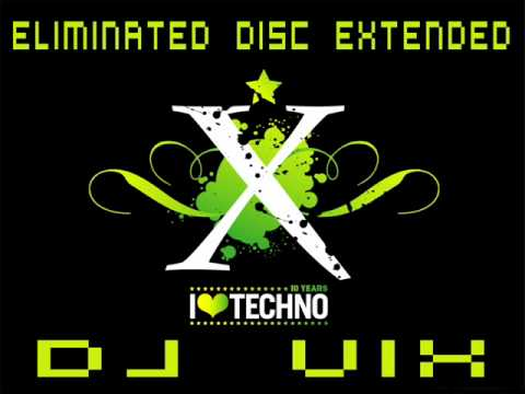 Eliminated Disc-DJ ViX