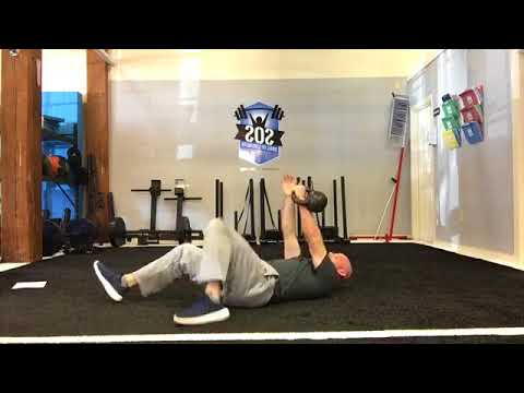 Mobility & Stability Work for the Shoulder