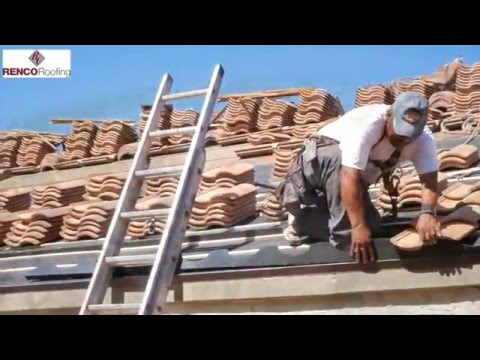 Tile Roofing in Phoenix ~ RENCO Roofing, Phoenix ~ Arizona Roofing Company