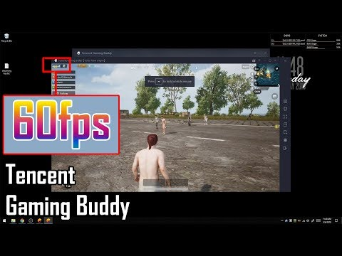 Unlock 60FPS on Tencent Gaming Buddy Emulator for PUBG MOBILE