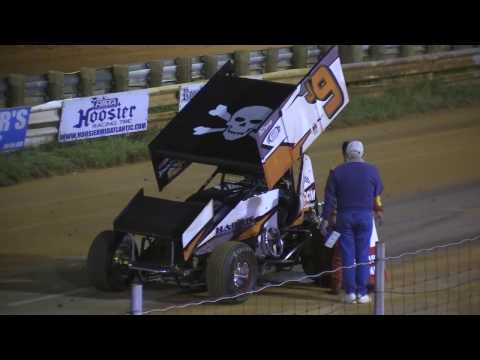 Virginia Sprint Series action at Eastside Speedway 4-8-2017