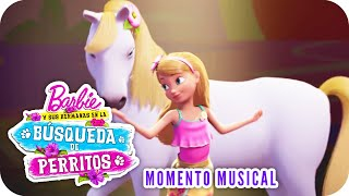 "Live in the Moment | Video Musical (Competencia)| Barbie y sus hermanas en la ""Búsqueda de perritos"""