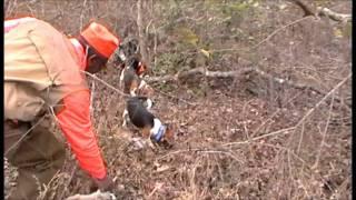 Mike an Herb Davis hunting Amelia County, Va