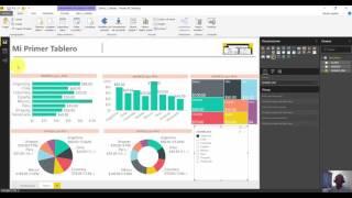 Agrega un filtro a tu informe en Power BI Desktop