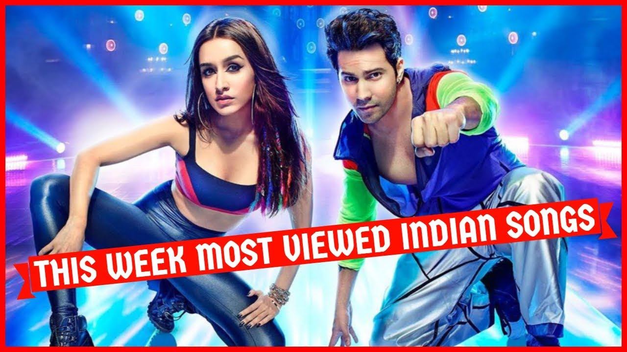 This Week Most Viewed Indian Songs on Youtube (December 23)