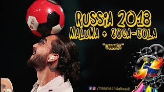 música oficial da Coca Cola para Copa do Mundo 2018