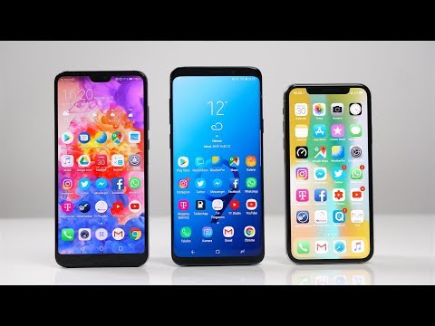 Iphone X Vs Note  Deutsch