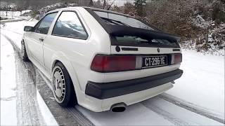 VW SCIROCCO MK2 SCALA 1987