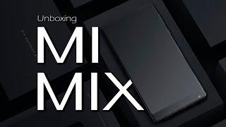 O Smartphone do futuro? Unboxing e primeiras impressões do Xiaomi mi Mix