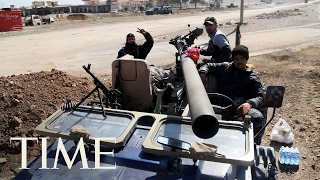 Mattis Holds Talks On Defeating ISIS As Iraqi Troops Advance On Western Mosul | TIME
