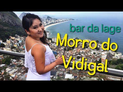 #RJ 3: Subi o morro do Vidigal - Favela pacificada. Experiência única!