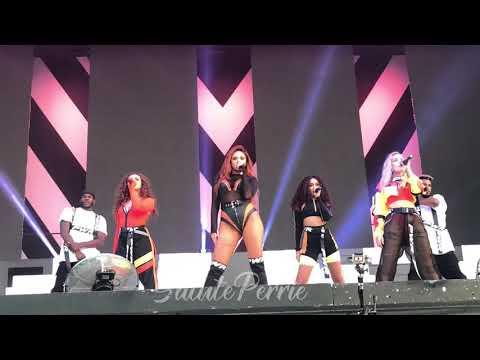Little Mix - Black Magic (Summer Hits Tour) Hove 6/7/18