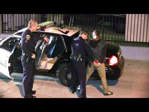 Chula Vista Armed Robbery Suspect Arrested 1142015