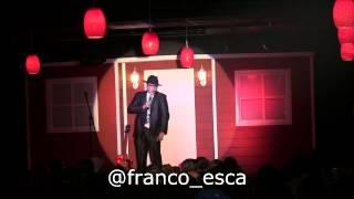 """Franco Escamilla """"Diferencias del lenguaje"""" y """"Tacos de trompo"""""""