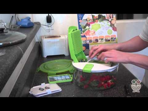 Salad Chef Review: Salad Made Easier?