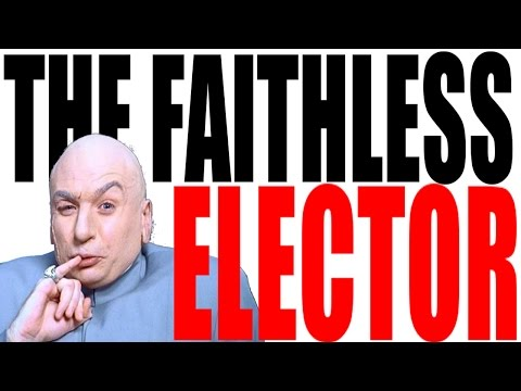 Petition Asks Electoral College to Elect Hillary Clinton: Faithless Electors Explained
