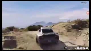 Dağda gezinti (gta5 polislerle çatıştım☺☺😎)