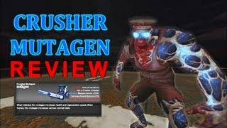 Combat Arms - Crusher Mutagen Review