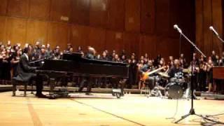 God Gave Me a Song - UC Berkeley Gospel Chorus