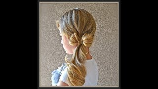 5 prostych modnych fryzur do szkoły lub pracy ❤ 5 simple, fashionable hairstyles for school or work