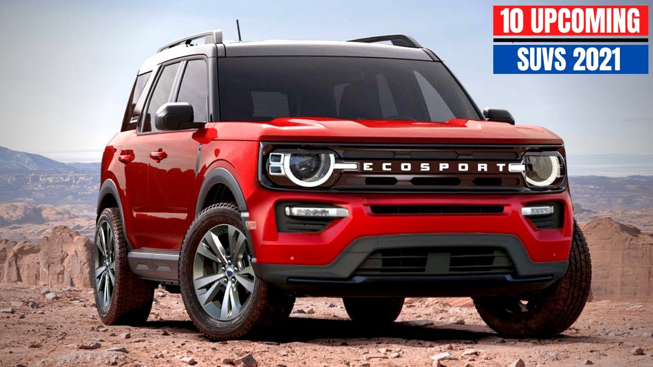 🔥 Best 10 Upcoming Cars in 2021| Upcoming Top Compact SUV Of India | New SUV