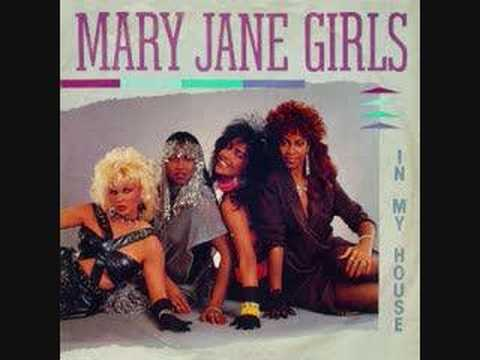 "MARY JANE GIRLS ""HURTING ON THE INSIDE'"