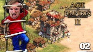 Byzantiner im Einsatz! | Age of Empires 2 DE Ranked [#02]