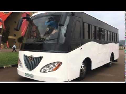 Uganda Manufactures First Solar-powered Bus in Africa
