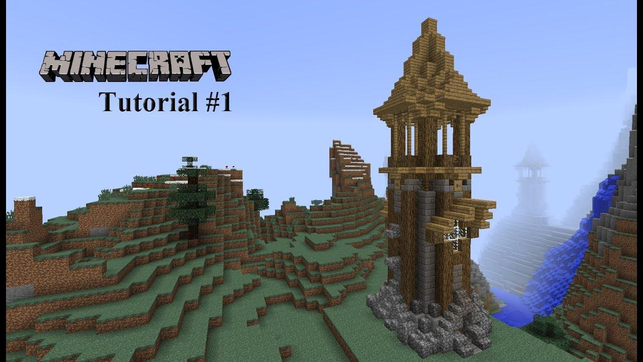 Minecraft Tu 31 Tutorial World Gameplay - Exploring Mars