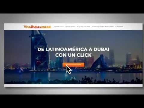 Guía de Tramitación de Visas de Dubai- Visa-Dubai